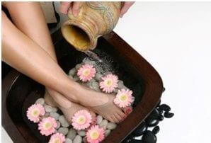 Foot Detox bath