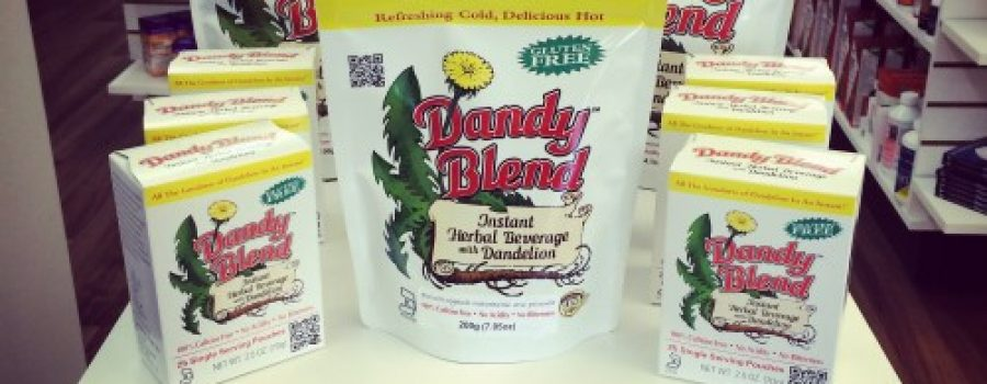 Are you trying to quit coffee but haven't found a better choice? Try Dandy Blend.