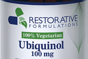 Support Mitochondrial and Cardiovascular Function with Ubiquinol