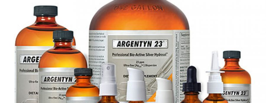 Support Your Immune System This Cold and Flu Season with Argentyn 23, Professional Bio-Active Silver Hydrosol