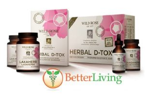 Enjoy Good Health and Feel Great before the Holiday Season with Wild Rose 12-Day Herbal Detox