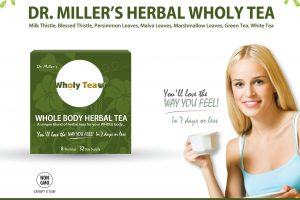 Wholy Tea, The Total Body Detox