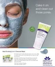 Discover the new Purifying Skin Care line from Derma E