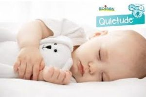Quietude for your child's mild sleeping disorders.