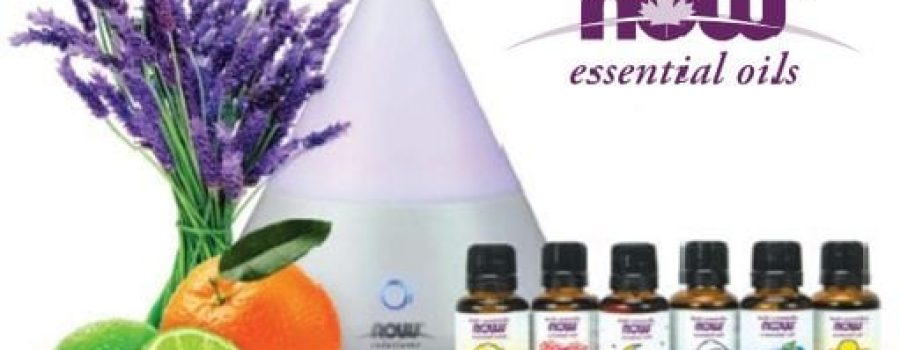 Free NOW Brands Essential Oil Seminar.