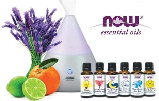 Free NOW Brands Essential Oil Seminar.