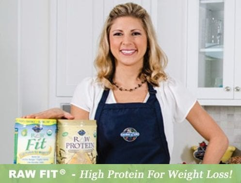 RAW Fit – High Protein for Weight Loss!
