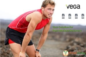 Vega Sport Performance Protein for faster post-workout recovery!