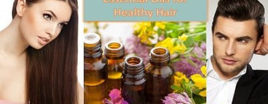 Essential Oil Blend to Stimulate Hair Growth