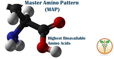 Boost Your Protein Intake and Absorption with MAP (Master Amino Pattern)