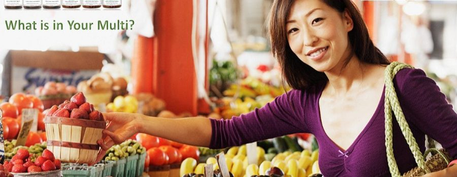 Let Food Be Thy Medicine… with INNATE Response™ FoodState Nutrient™ Multivitamins