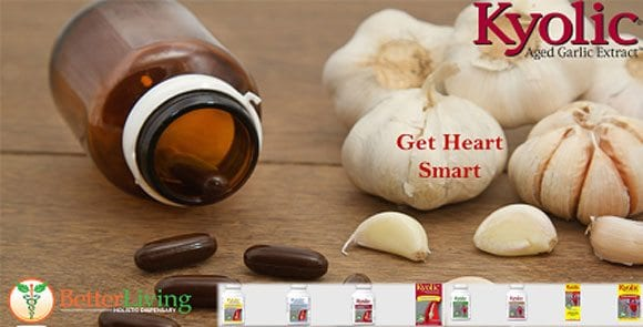 Aged Garlic Extract for Heart Health