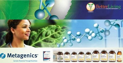 Reach your Genetic Potential with Metagenics Nutraceuticals