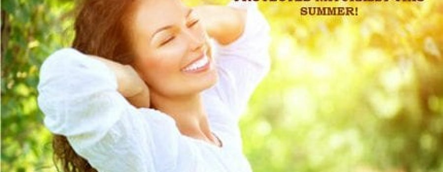 Treat Common Summertime Ailments Naturally