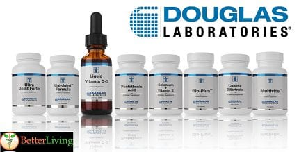 Douglas Laboratories available at Better Living in Toronto (Etobicoke)