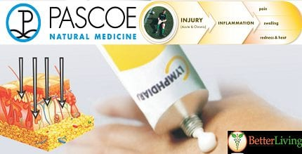 Lymphatic System Drainage Drops and Cream from Pascoe