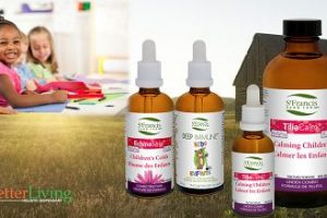 """Back to School with St. Francis """"Just for Kids"""" Herbal Formulas"""