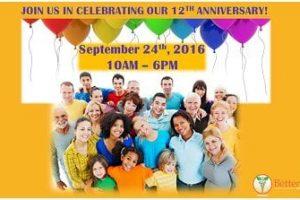 12th Anniversary Customer Appreciation Event