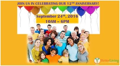 12th Anniversary Customer Appreciation Event