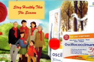 No Need to Fear Flu with Oscillo