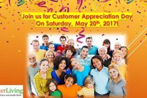 Better Living Customer Appreciation Day