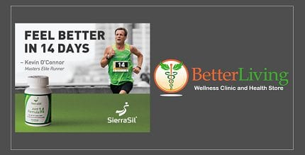 Get Active with SierraSil