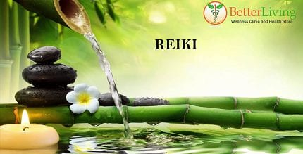 Healthy Weight with Reiki