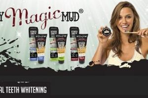 My Magic Mud® for a Brighter Smile