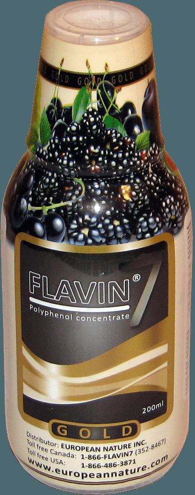 Flavin7 Gold - Better Living Health Store Etobicoke