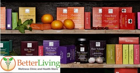 New Nordic Supplements at Better Living
