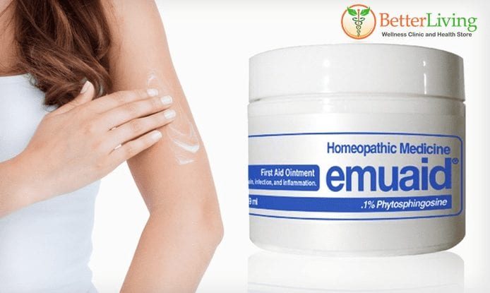 Emuaid – Topical Relief for Skin Issues