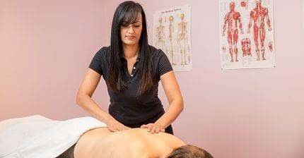 Deep Tissue Massage Etobicoke
