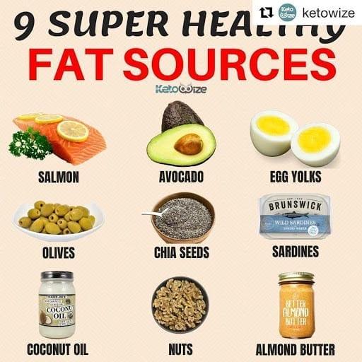 9 Super Health Fat Sources