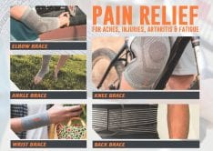 Incrediwear for Pain Relief