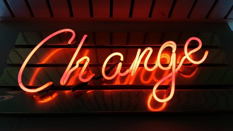 Make a lifestyle change easy