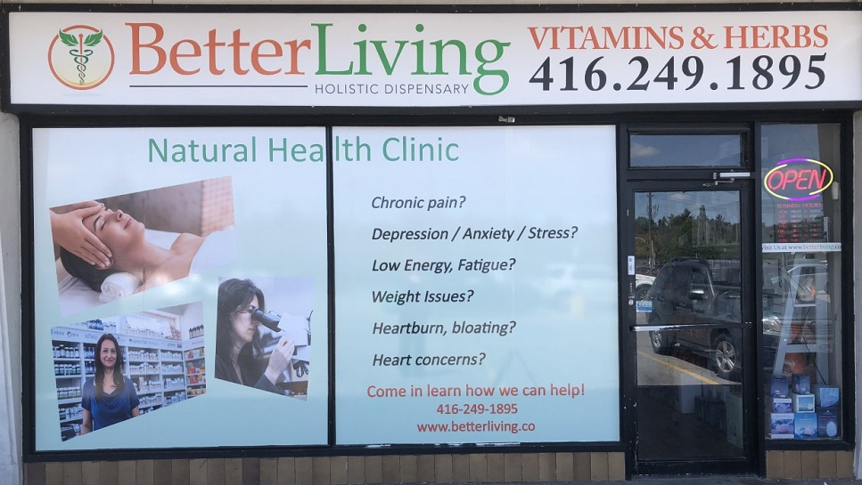 Better Living Wellness Clinic
