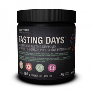 Inntoech Fasting Days Drink Mix for Intermittent Fasting