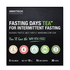 Inntoech Fasting Days Tea for Intermittent Fasting