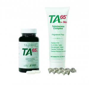 the secret of anti-aging with TA65