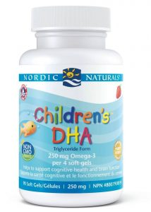 Children's DHA Nordic Naturals