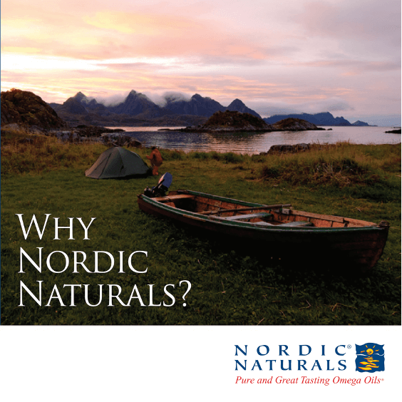 Nordic Naturals Fish Oils - Better Living