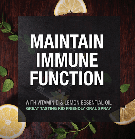 Maintain Immune Function and Beat Viruses with Colflex Spray